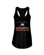 MASTER MANIPULATOR OF MOLTEN METAL Ladies Flowy Tank thumbnail