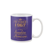 OCTOBER 1967 OF BEING SUNSHINE AND HURRICANE Mug thumbnail