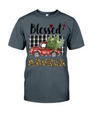 BLESSED ABUELA Classic T-Shirt tile