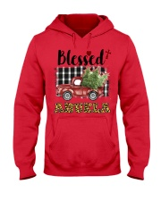 BLESSED ABUELA Hooded Sweatshirt front