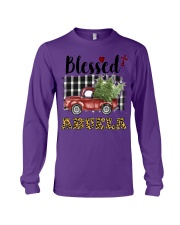 BLESSED ABUELA Long Sleeve Tee thumbnail