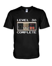 GAME COMPLETE 30 V-Neck T-Shirt thumbnail