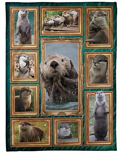 AWESOME OTTER