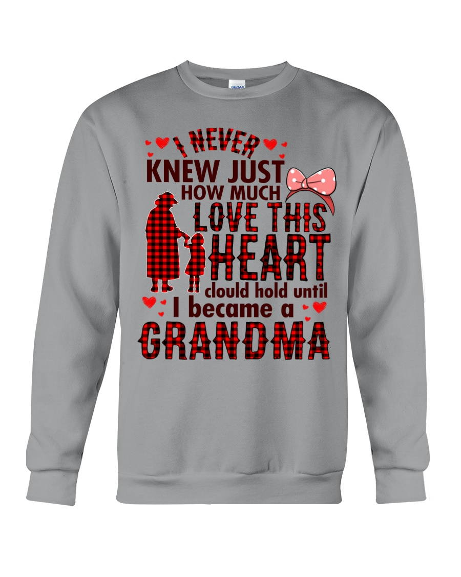 GRANDMA'S LOVE Crewneck Sweatshirt