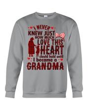 GRANDMA'S LOVE Crewneck Sweatshirt front