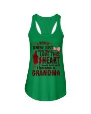 GRANDMA'S LOVE Ladies Flowy Tank thumbnail