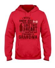 GRANDMA'S LOVE Hooded Sweatshirt thumbnail