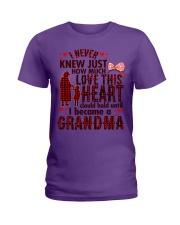GRANDMA'S LOVE Ladies T-Shirt thumbnail