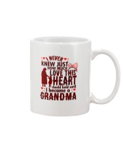 GRANDMA'S LOVE Mug thumbnail