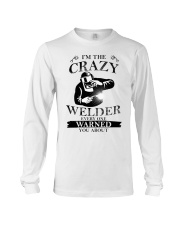 CRAZY WELDER EDITION Long Sleeve Tee thumbnail