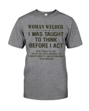 AM A LOVING WELDER Classic T-Shirt tile