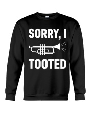 SORRY I TOOTED  Crewneck Sweatshirt thumbnail