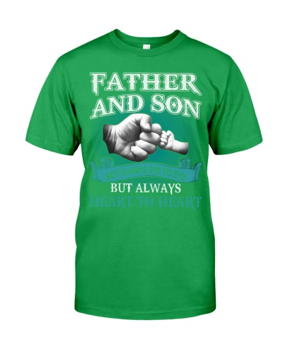 FATHER AND SON FOREVER