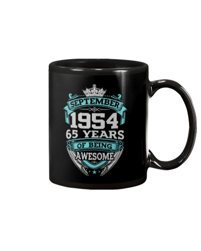 Birthday Gift September 1954