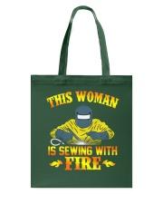 WELDERS WOMAN Tote Bag thumbnail