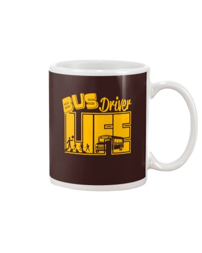 SCHOOL BUS DRIVER'S LIFE