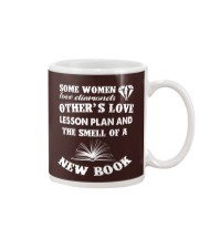 SOMEONE LOVE LESSON PLAN AND SMELL OF NEW BOOK Mug thumbnail