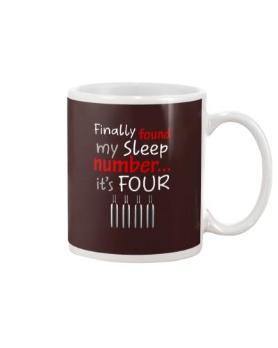 MY SLEEP NUMBER 4 BOTTLES
