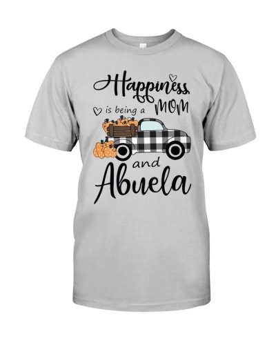 BEING A MOM AND ABUELA