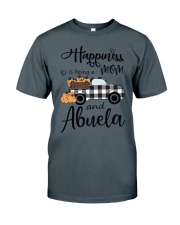 BEING A MOM AND ABUELA Classic T-Shirt tile