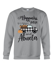 BEING A MOM AND ABUELA Crewneck Sweatshirt thumbnail