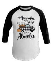 BEING A MOM AND ABUELA Baseball Tee thumbnail