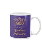 OCTOBER 1957 OF BEING SUNSHINE AND HURRICANE Mug thumbnail