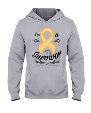 I'M A SURVIVOR Hooded Sweatshirt thumbnail