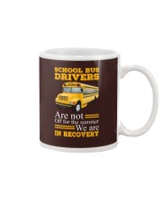 SCHOOL BUS DRIVERS ARE NOT OFF Mug thumbnail