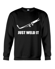 JUST WELD IT Crewneck Sweatshirt thumbnail