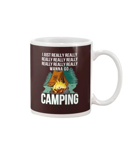 REALLY REALLY WANNA GO CAMPING