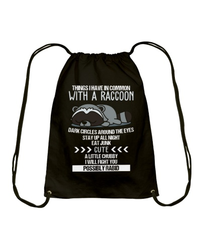 RACCOONS ARE CUTE