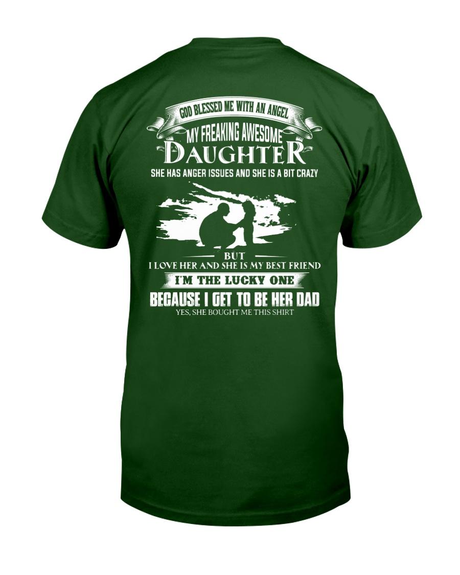 MY DAUGHTER Classic T-Shirt