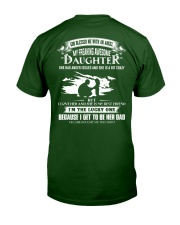 MY DAUGHTER Classic T-Shirt back