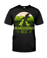 MAMASAURUS REX Classic T-Shirt front