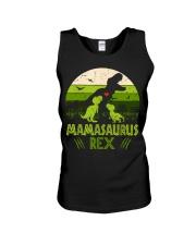 MAMASAURUS REX Unisex Tank thumbnail