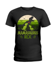 MAMASAURUS REX Ladies T-Shirt thumbnail