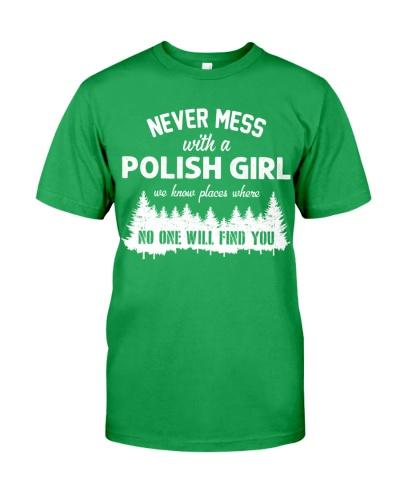 NEVER MESS WITH POLISH GIRL