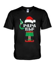 PAPA ELF V-Neck T-Shirt thumbnail
