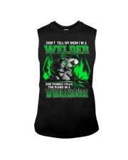 DON'T TELL MY MOM Sleeveless Tee thumbnail