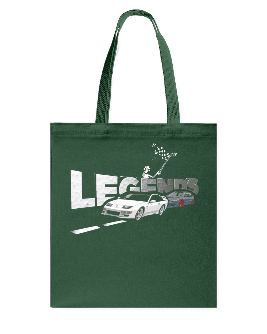 A LEGEND OF THE CAR Tote Bag