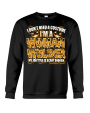 NO NEED A COSTUME Crewneck Sweatshirt thumbnail