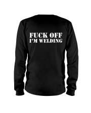 NO NEED A COSTUME Long Sleeve Tee tile