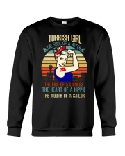 NICE DESIGN TURKISH Crewneck Sweatshirt thumbnail