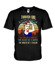 NICE DESIGN TURKISH V-Neck T-Shirt thumbnail