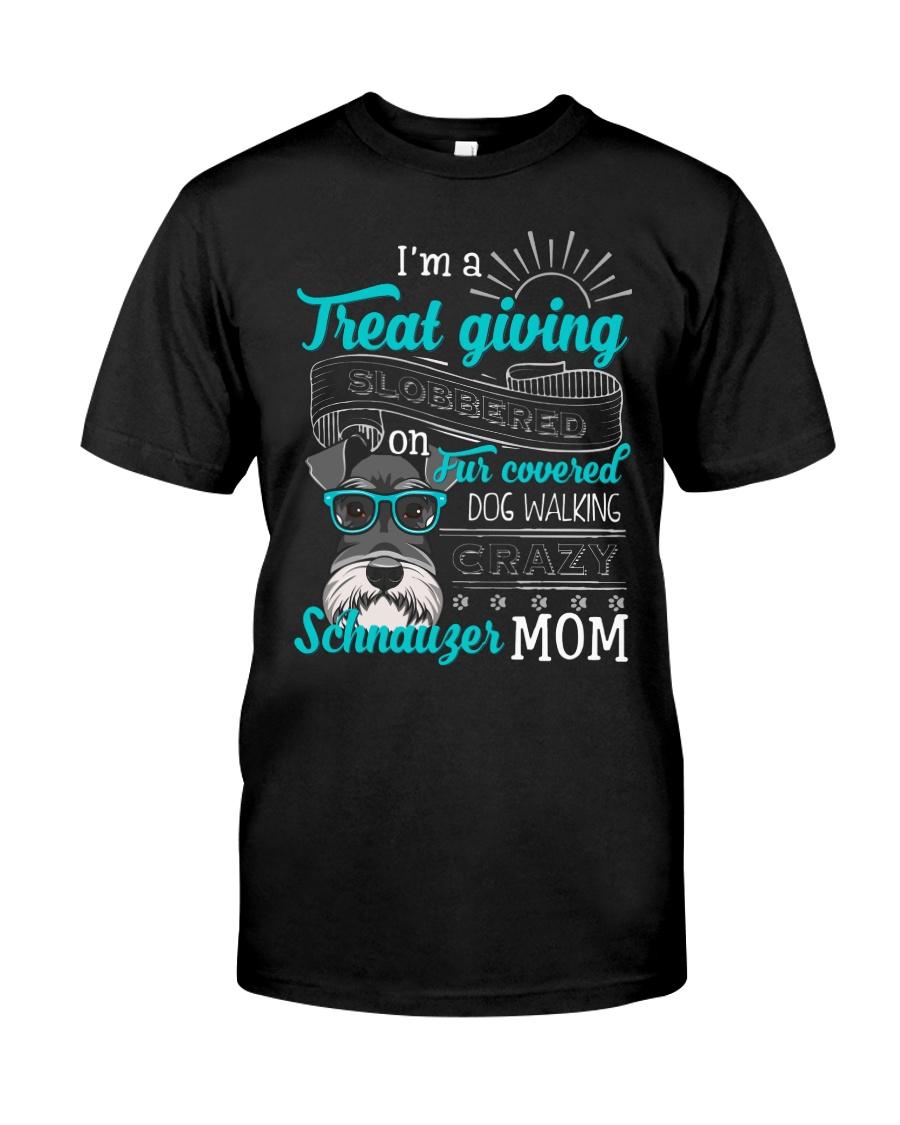 SCHNAUGER MOM Classic T-Shirt