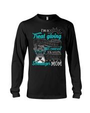 SCHNAUGER MOM Long Sleeve Tee thumbnail