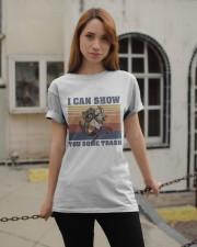 SOME TRASH  Classic T-Shirt apparel-classic-tshirt-lifestyle-19