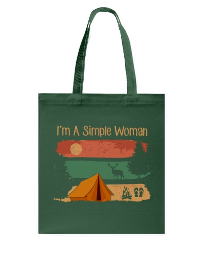 I AM A SIMPLE WOMAN