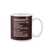 WARNINGS ABOUT WELDERS Mug thumbnail